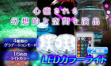 Future Innovation LEDカラーライト