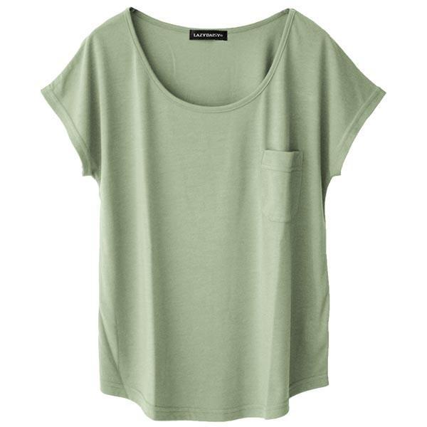 Tシャツ レディース Uネック シンプル ベーシック 美ライン 半袖 大きいサイズ 無地 白 黒 ボーダー ロゴ ホワイト とろみ カットソー 送料無料|f-odekake|24