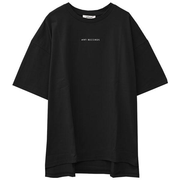 Tシャツ レディース バックプリント ロゴ フォトT ゆったり 半袖 春 夏 カットソー トップス 送料無料|f-odekake|23