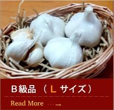 青森産にんにくB級品 ( L サイズ )