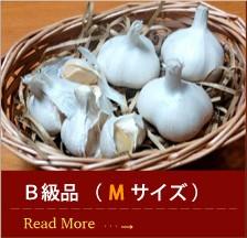 青森産にんにくB級品 ( M サイズ )
