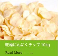 九州産乾燥にんにくチップ 10kg