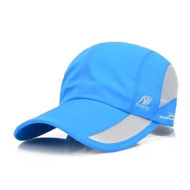 ランニングキャップ ジョギングキャップ メッシュ 帽子 UVカット サイズ調節可 ウォーキングキャップ メッシュキャップ 日よけ 日焼け防止 factshop 23
