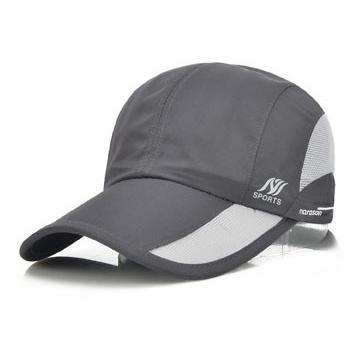 ランニングキャップ ジョギングキャップ メッシュ 帽子 UVカット サイズ調節可 ウォーキングキャップ メッシュキャップ 日よけ 日焼け防止 factshop 24