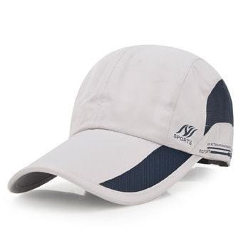 ランニングキャップ ジョギングキャップ メッシュ 帽子 UVカット サイズ調節可 ウォーキングキャップ メッシュキャップ 日よけ 日焼け防止 factshop 21