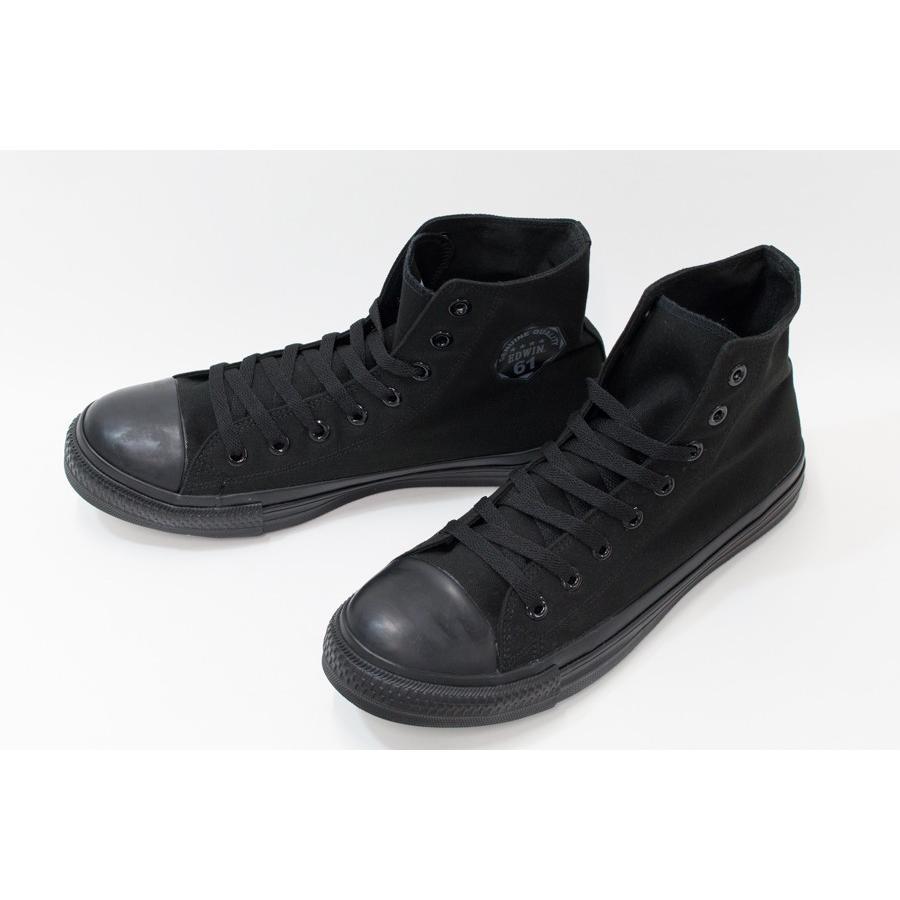 安全靴 スニーカー メンズ レディース セーフティーシューズ EDWIN エドウイン ハイカット 女性用 男性 ESM1620 fairstone 25