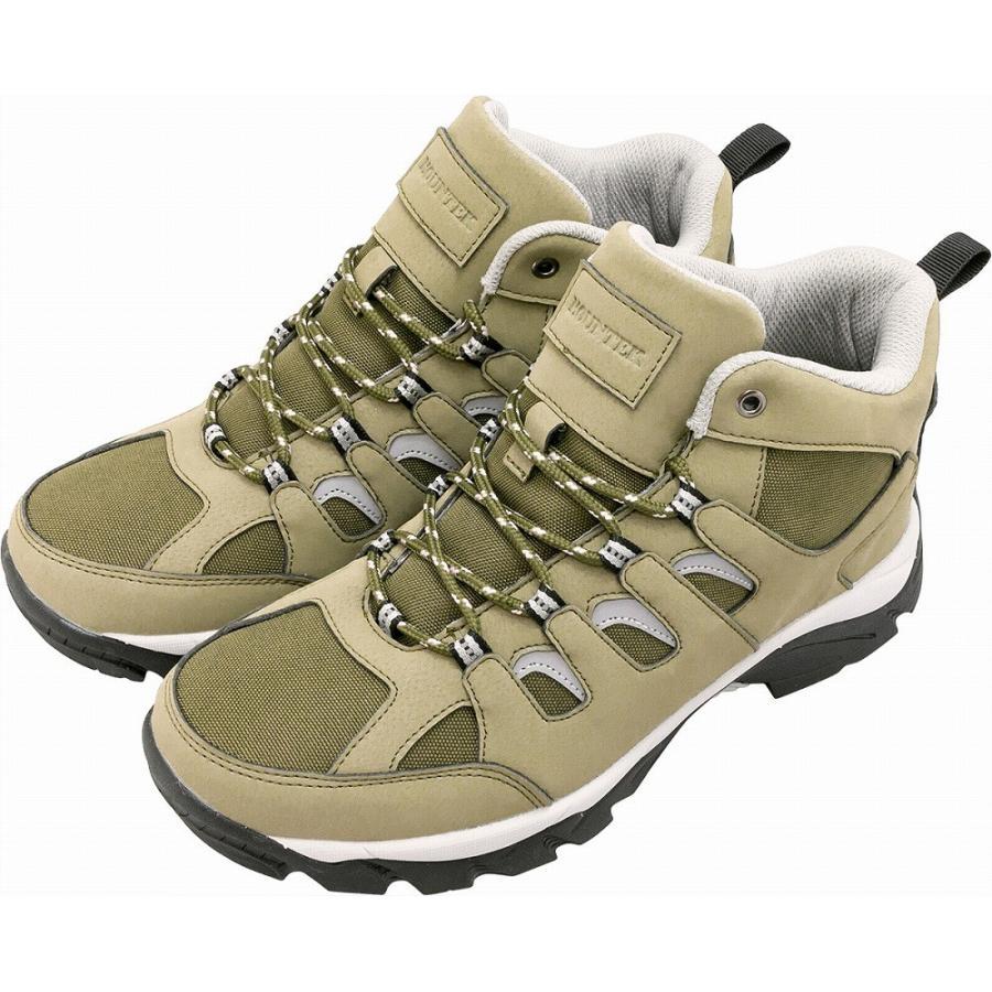 トレッキングシューズ 登山靴 レインブーツ 雨靴 メンズ レディース アウトドアシューズ ハイカット 防水 MOUNTEK mt1940 母の日 fairstone 22