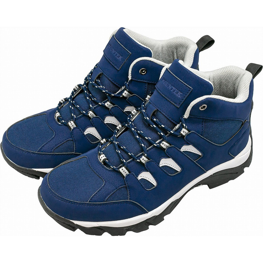 トレッキングシューズ 登山靴 レインブーツ 雨靴 メンズ レディース アウトドアシューズ ハイカット 防水 MOUNTEK mt1940 母の日 fairstone 23
