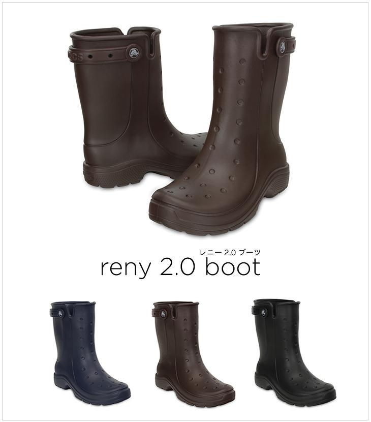 crocs【クロックス】 wellie rainboot men/ウェリー レインブーツ メンズ