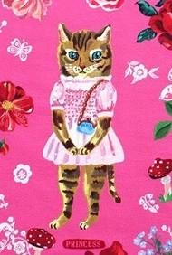 ナタリー・レテ・猫