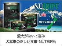 100%ニュージーランド産 嗜好性バツグン!手作り食感覚のウエットフード 無添加・無着色 総合栄養食