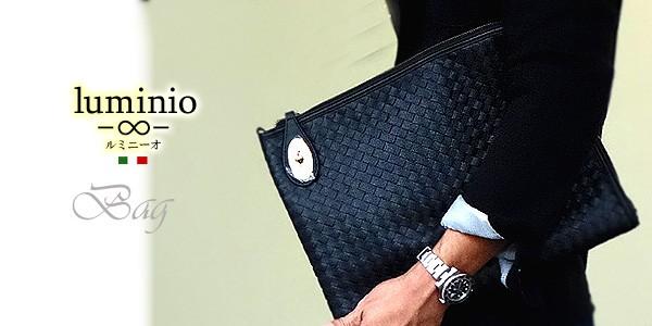 ルミニーオ メンズバッグ