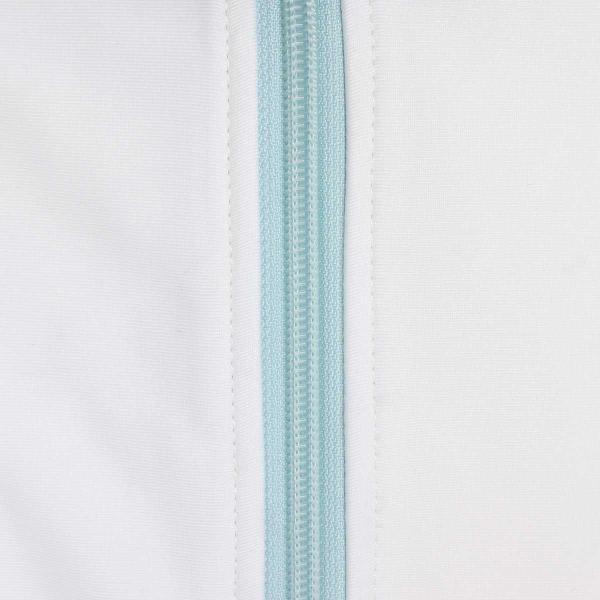 ラッシュガード レディース パーカー おしゃれ 水着用 長袖 ラッシュパーカー ジップアップ UV|fashionletter|23