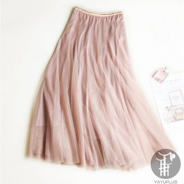 スカート チュールスカート スカート マキシ ロングスカート フレアスカート ウエストゴム マキシスカート ミモレ丈 スカート フリル 一部分当日発送 代引不可|fashionrizumu|24