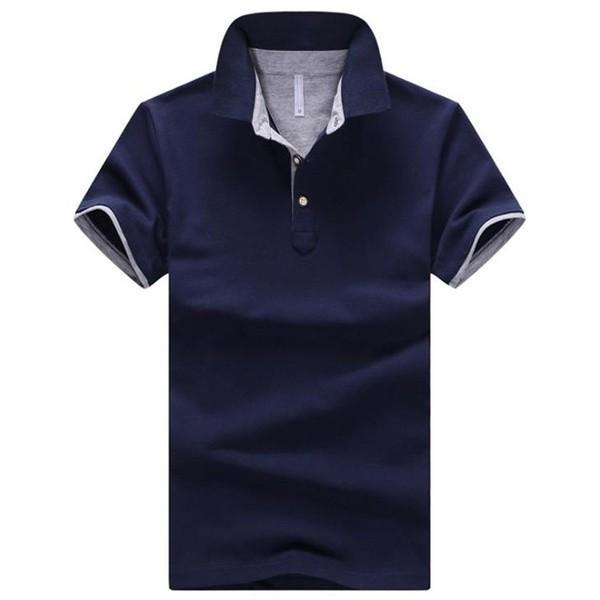 ポロシャツ 半袖 メンズ 無地 ポロ  ユニフォーム クールビズ シンブル ビジネス キレイめ 夏 代引不可|fashiontop|20