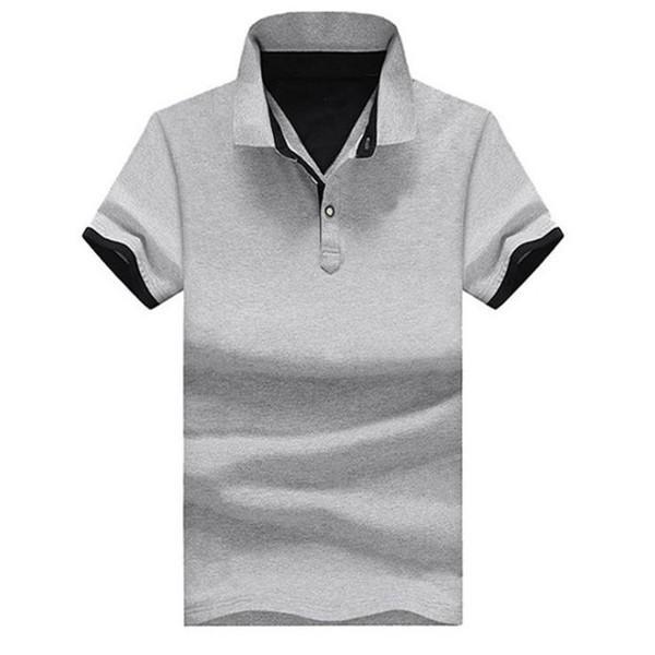 ポロシャツ 半袖 メンズ 無地 ポロ  ユニフォーム クールビズ シンブル ビジネス キレイめ 夏 代引不可|fashiontop|17