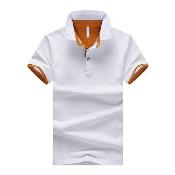 ポロシャツ 半袖 メンズ 無地 ポロ  ユニフォーム クールビズ シンブル ビジネス キレイめ 夏 代引不可|fashiontop|13