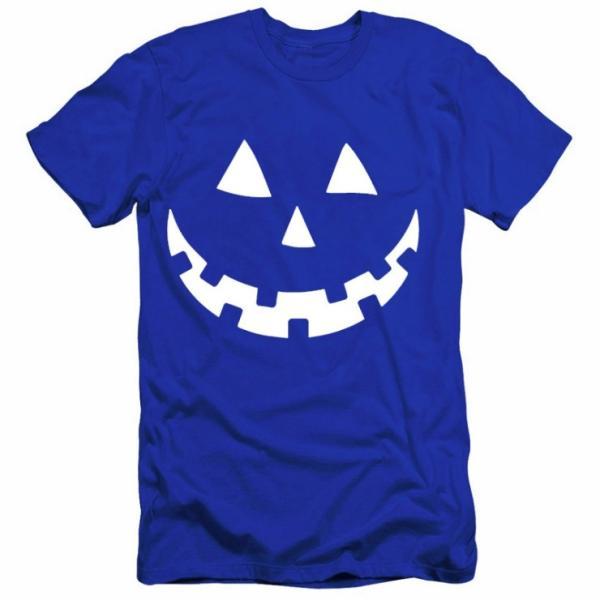 パンプキン 笑うカボチャ Tシャツ ハロウィン カボチャ 男女兼用 おもしろ 仮装 選べる20タイプ プレゼント 送料無料 代引不可 fashiontop 12