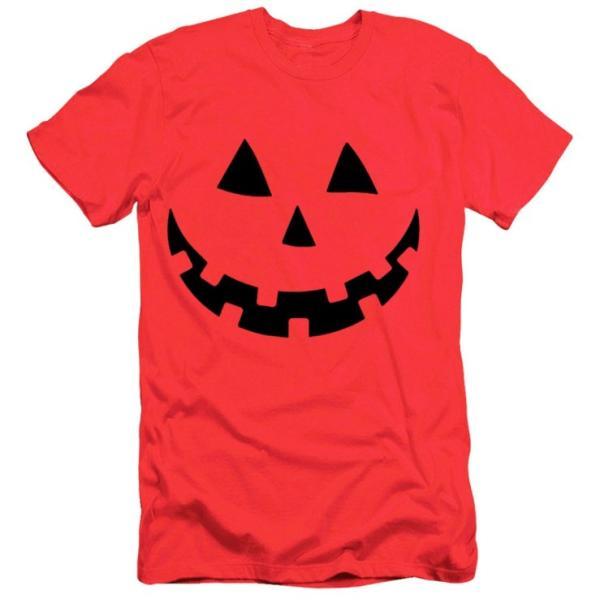 パンプキン 笑うカボチャ Tシャツ ハロウィン カボチャ 男女兼用 おもしろ 仮装 選べる20タイプ プレゼント 送料無料 代引不可 fashiontop 10