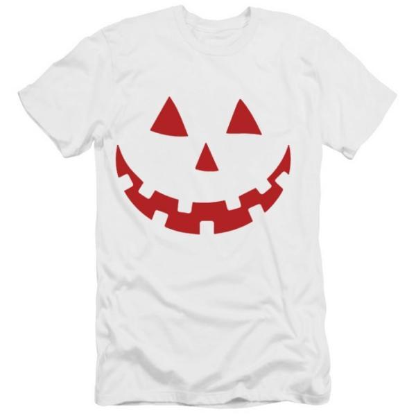 パンプキン 笑うカボチャ Tシャツ ハロウィン カボチャ 男女兼用 おもしろ 仮装 選べる20タイプ プレゼント 送料無料 代引不可 fashiontop 23