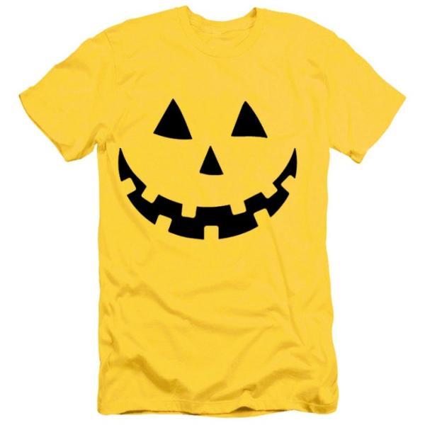 パンプキン 笑うカボチャ Tシャツ ハロウィン カボチャ 男女兼用 おもしろ 仮装 選べる20タイプ プレゼント 送料無料 代引不可 fashiontop 26