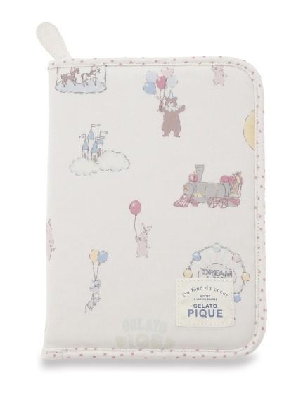 gelato pique(ジェラートピケ)通販|ドリームランド母子手帳ケース(PNK)
