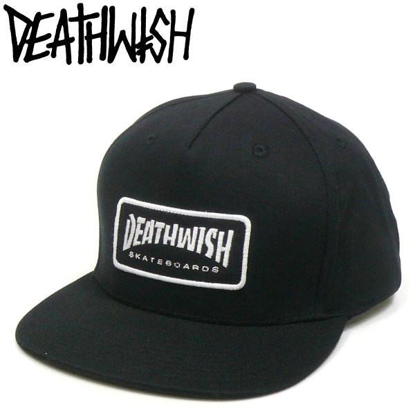 DEATHWISH(デスウィッシュ)ツイルキャップ