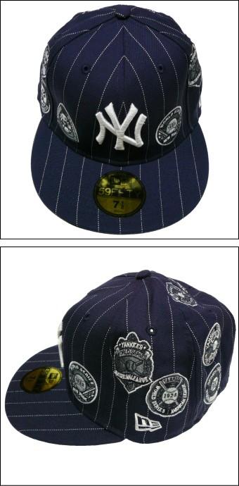 NYヤンキース・ワールドシリーズ/ネイビー