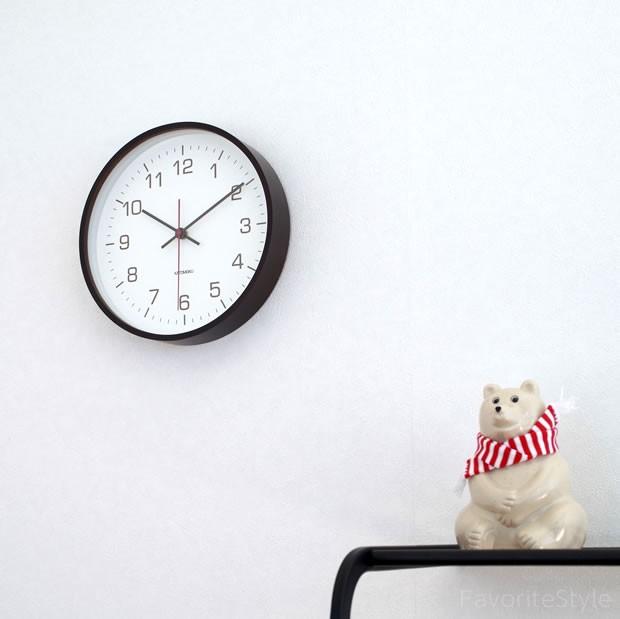 KATOMOKU plywood wall clock 4