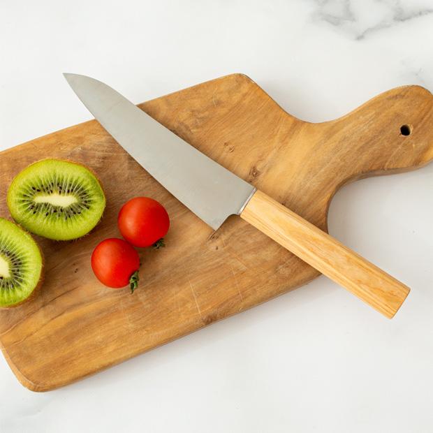 ゆり ペティナイフ 志津刃物 果物ナイフ