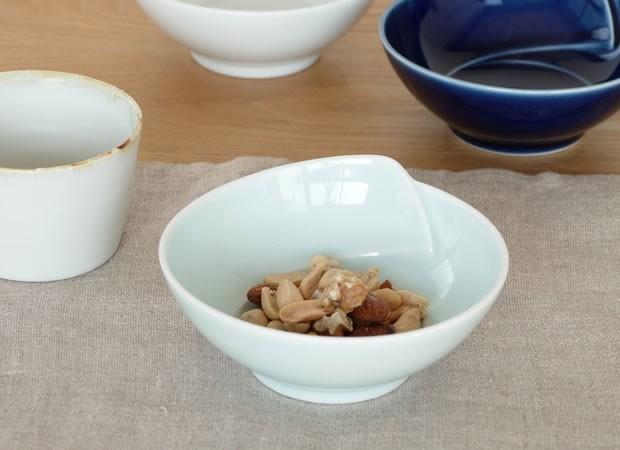 白山陶器 ひとえ 小付 取り鉢 HITOE 11.5×5cm 波佐見焼 HAKUSAN