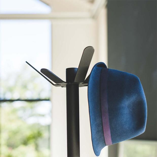 ポールハンガー tower タワー 山崎実業 コートハンガー ハンガーラック 衣類収納 見せる収納 帽子ラック