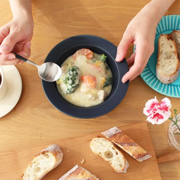 SAKUZAN Sara ボウル 17cm 作山窯 美濃焼 食器 日本製 和食器 手仕事 うつわ 器 手作り 贈り物 サラダボウル シリアルボウル