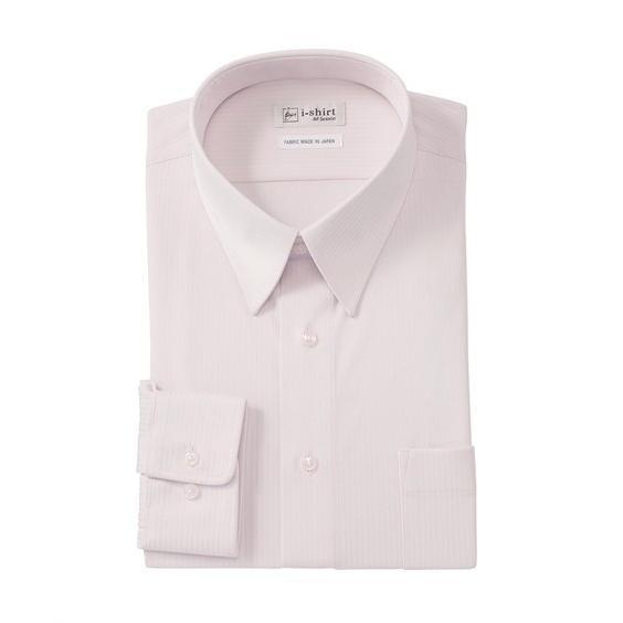 (特別価格) ノーアイロン長袖ストレッチiシャツ 伸びる ワイシャツ M-10L レギュラーカラー 大きいサイズ メンズ はるやま i-Shirt|faz-store|16