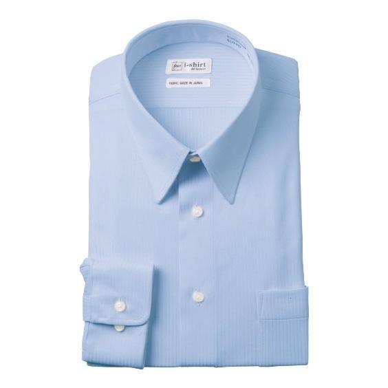 (特別価格) ノーアイロン長袖ストレッチiシャツ 伸びる ワイシャツ M-10L レギュラーカラー 大きいサイズ メンズ はるやま i-Shirt|faz-store|17