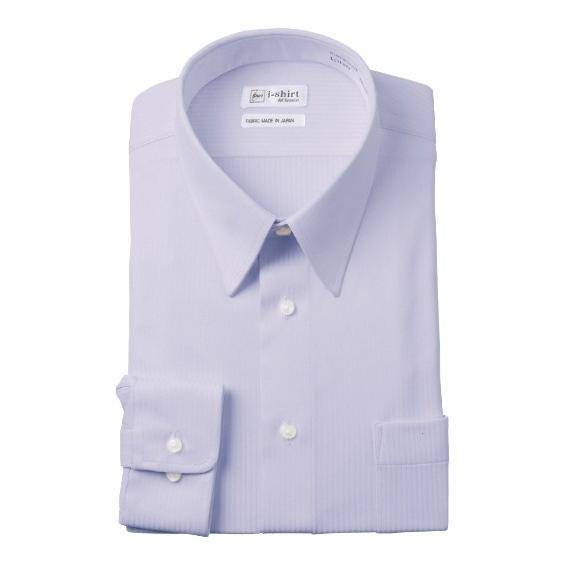 (特別価格) ノーアイロン長袖ストレッチiシャツ 伸びる ワイシャツ M-10L レギュラーカラー 大きいサイズ メンズ はるやま i-Shirt|faz-store|18