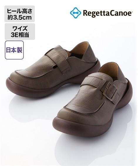 靴(シューズ)|【18秋冬新入荷】 リゲッタカヌー 靴 シューズ メンズ 2Wayシューズ(CJFS6910) 25cm〜28.5cm ニッセン(ライトオーク)