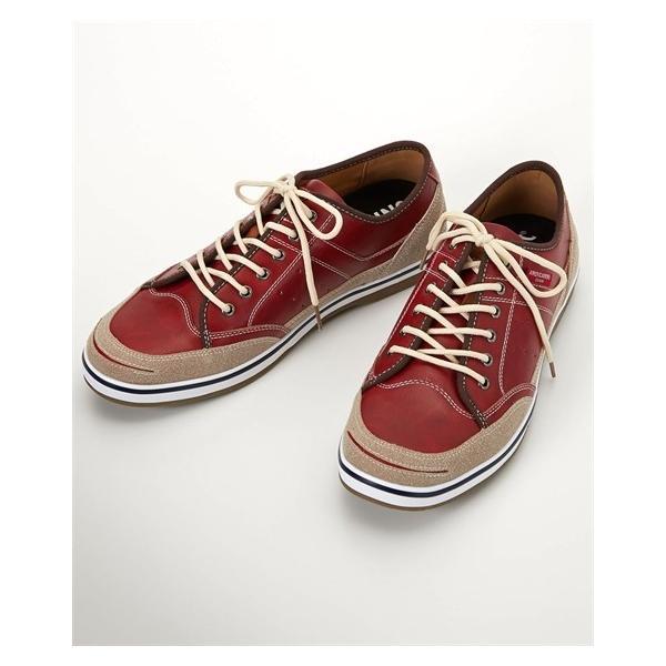 アメリカニーノエドウイン スニーカー(ふかふか中敷仕様) 25cm〜28cm メンズ シューズ 靴 ニッセン|faz-store|14