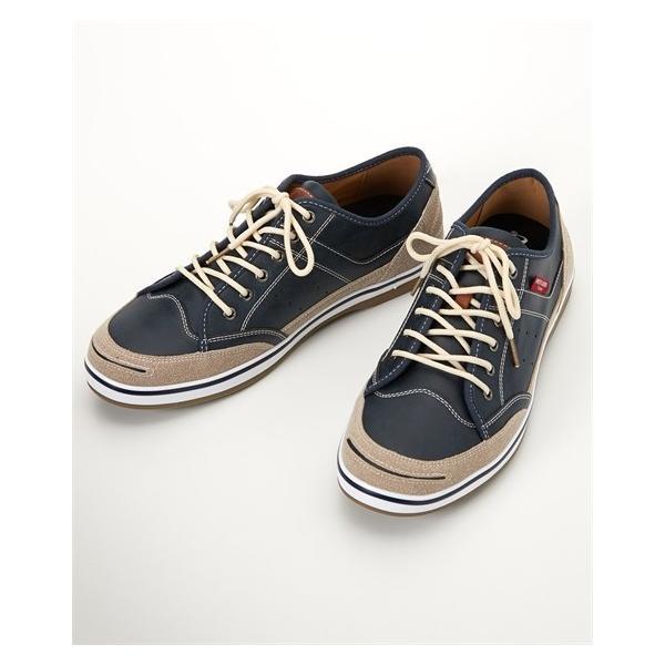 アメリカニーノエドウイン スニーカー(ふかふか中敷仕様) 25cm〜28cm メンズ シューズ 靴 ニッセン|faz-store|15