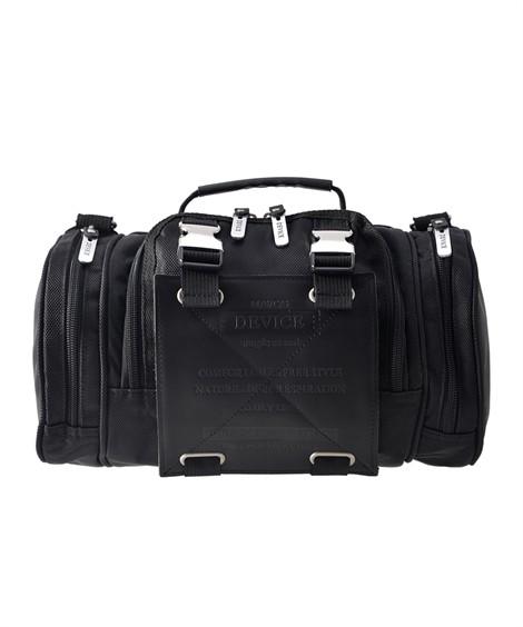 バッグ(鞄)|【イチ押し】 デバイス(DEVICE) Work ナイロン4wayヒップバッグ ニッセン nissen(ブラック)