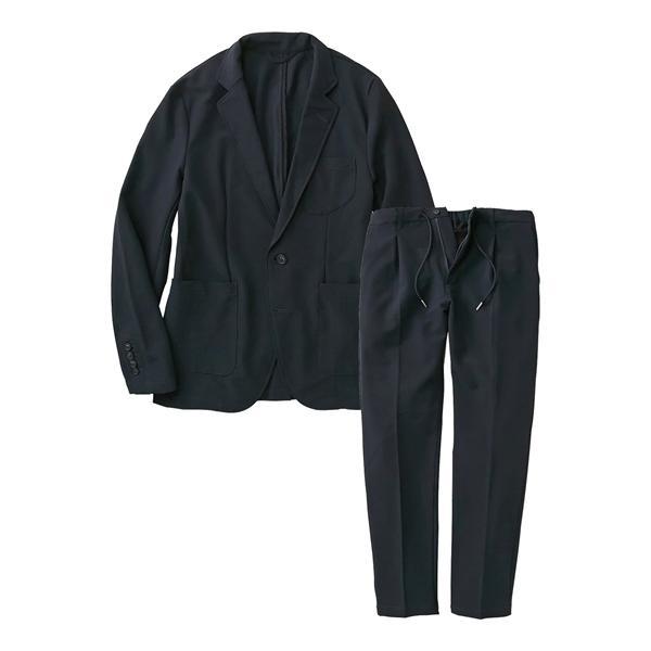 セットアップスーツ メンズ M-4L ストレッチ素材セットアップスーツ(ジャケット+パンツ) 大きいサイズ メンズ 上下セットでお買い得 送料無料|faz-store|17