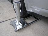 地面の傾斜OK タイヤ アンテナベース