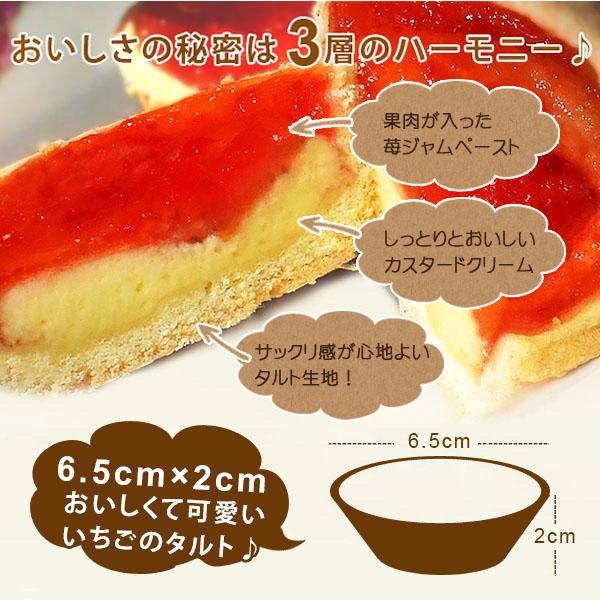 イチゴ タルト
