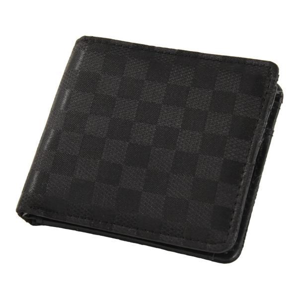 財布 メンズ 二つ折り 大容量 薄い 革 本革 カード 小銭入れ コンパクト サイフ さいふ メンズ財布 クリスマスギフト ポイント消化|fcase-jp|10