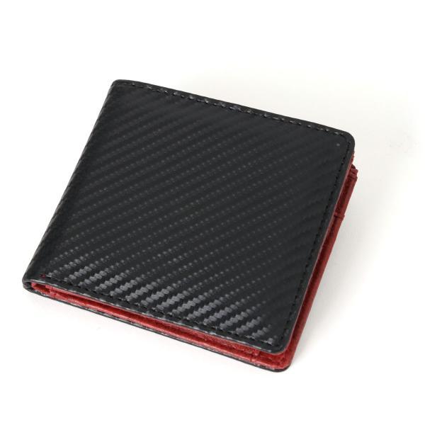 財布 メンズ 二つ折り 大容量 薄い 革 本革 カード 小銭入れ コンパクト サイフ さいふ メンズ財布 クリスマスギフト ポイント消化|fcase-jp|17