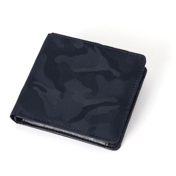 財布 メンズ 二つ折り 大容量 薄い 革 本革 カード 小銭入れ コンパクト サイフ さいふ メンズ財布 クリスマスギフト ポイント消化|fcase-jp|12