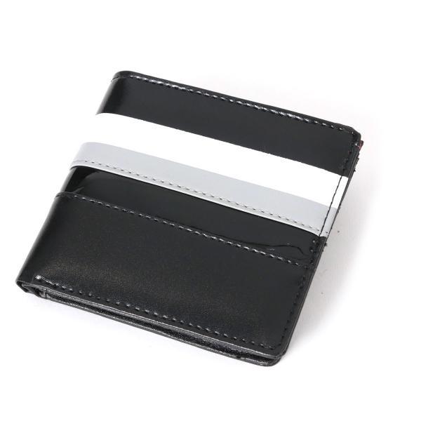 財布 メンズ 二つ折り 大容量 薄い 革 本革 カード 小銭入れ コンパクト サイフ さいふ メンズ財布 クリスマスギフト ポイント消化|fcase-jp|13