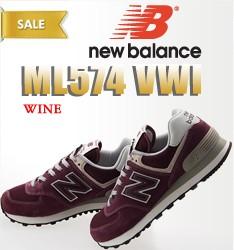 ニューバランス ml574vwi