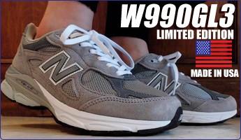 ニューバランス w990gl3