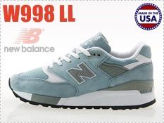 ニューバランス w998ll